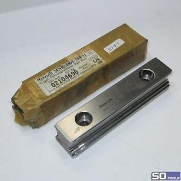 REXROTH R160570431 Länge: 130 mm Linearschiene Führungsschiene #GR-516-4