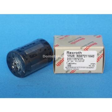 Rexroth R067211640 Super Linear Bushing origin