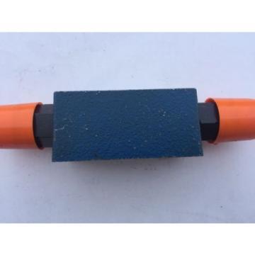 REXROTH HYDRAULIC CHECK VALVE R900481624 Z2FS 6-2-44/2QV