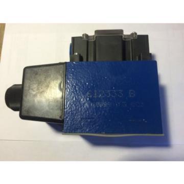 Rexroth Hydraulic Directional Valve 4WE10D40/CW110N9DAL=CSA