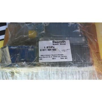Bosch 0811-404-602 Proportional Valve Rexroth 4WRPEH6C3B24L-2X/G24K0/A1M Origin