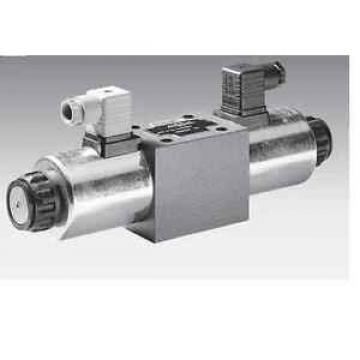 Bosch Rexroth Solenoid Directional Spool valve ,Type 4WE-10C-3X/CG230-N9K4