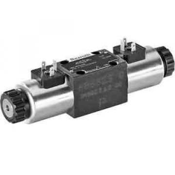 Bosch Rexroth Solenoid Directional Spool valve ,Type 3WE-6A-6X/EG24-N9K4