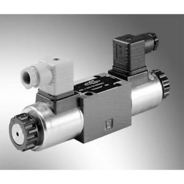 Bosch Rexroth directional valve with wet-pin DC or AC volt 4WE 6L 6X/EW 110 N9K4
