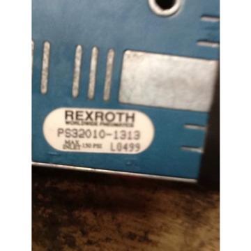 Rexroth  CD 7 Valve PS-032010-01313