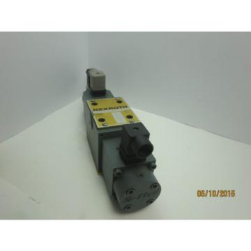 Rexroth 4WRE10E64-10/24Z4/M Directional Control Valve Remanufactured