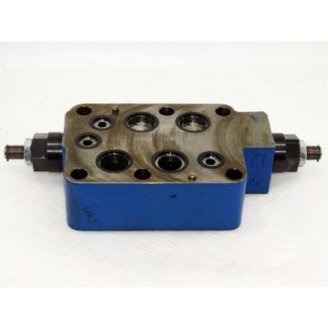 Rexroth Bosch Flow Contol valve ventil  Z 2 FS 22-31/S2  /  R900443176   Invoice