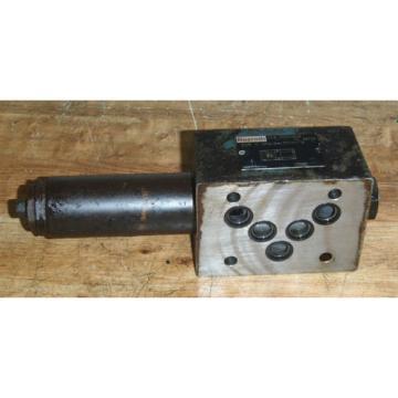 Rexroth Hydraulic Modular Valve ZDR 10 DP2-54/75YM/12 _ ZDR10DP25475M12
