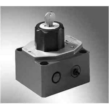 Bosch Rexroth 2-Way Flow Control valve , Type 2FRM 10 3X/10L