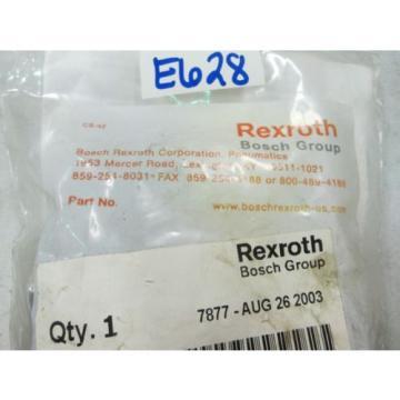 RexRoth Pneumatic Valve Repair Kit P-029294 NIB