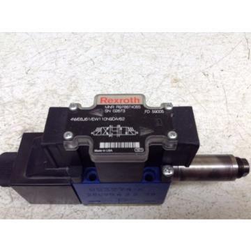 Bosch Rexroth R978874065 4WE6J61/EW110N9DA/62 Solenoid Valve origin  TB
