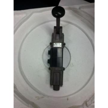 R434004142 D PILOTAIR VALVE Rexroth Aventics 1/2 L/OPER 3 MARINE OFFSHORE