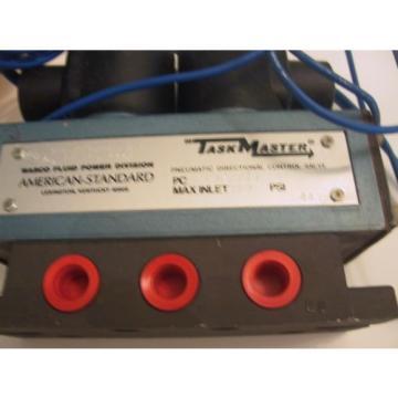 origin In Box Wabco / Rexroth PJ22771 Pneumatic Directional Control Valve P J22771