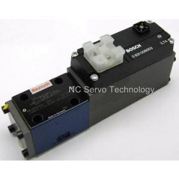Rexroth 4WRPH6C4B40P-20/G24Z4/M Bosch 0811-404-046 Prop Valve origin w/Warranty