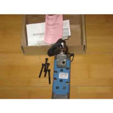 Brand origin REXROTH GS-020061-04340 Ceram Pneumatic Control Valve