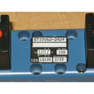 Rexroth Ceram GT10062-2424 120V / 4-Way Directional Slide Valve