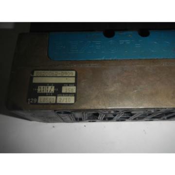 Rexroth GS-020062-00909 24VDC Pneumatic Valve