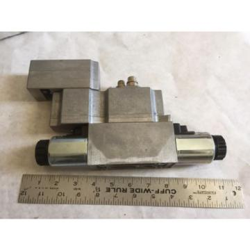 Origin REXROTH 5610215312,EP-1262A-01,16VDC, DEVICENET PNEUMATIC VALVE 16VDC,BOX4