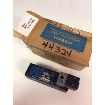origin In Box Wabco / American Standard GS 10061 -2440 Ceram Valve GS100612440  Origin