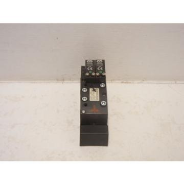 REXROTH BOSCH 261-108-120-0 USED 261 PNEUMATIC VALVE 2611081200