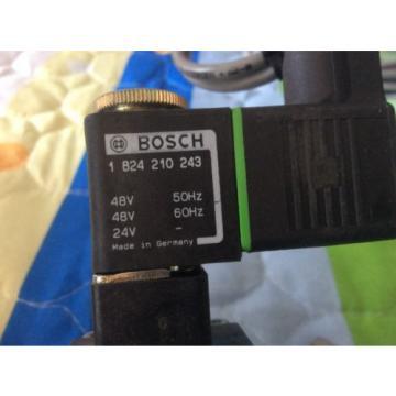 Bosch Solenoid Valve Gas Management System