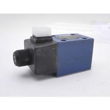 Rexroth Solenoid Hydraulic Valve 4WE 10 EA33 / CW110N9K4