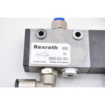 Rexroth 0820-031-051, Pneumatic Solenoid Valve