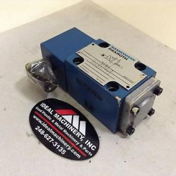 Rexroth Hydraulic Valve 4WH6D52/5 Used #74461