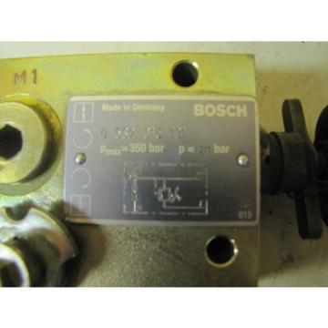 BOSCH REXROTH HYDRAULIC ACCUMULATOR VALVE 0 532 015 131 0532015131 Origin