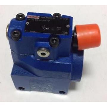 REXROTH HYDRAULIC PRESSURE RELIEF VALVE DB 25 G2-52/200/12