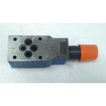 ZDB6VP2-4X/200V REXROTH SANDWICH PRESSURE RELIEF VALVE R900409844
