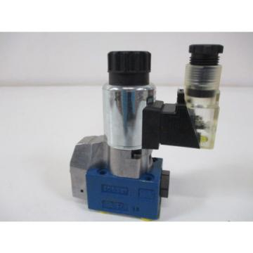 REXROTH R900205344 HYDRAULIC POPPET VALVE Origin NO BOX