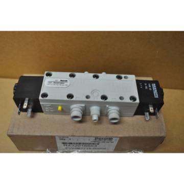 REXROTH R432016663 PNEUMATIC SOLENOID VALVES, 24 VDC Origin IN BOX