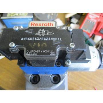 TOKYO KEIKI PRESSURE RELIEF VALVE WITH REXROTH SLENOID VALVE TCG30-10-BV-12