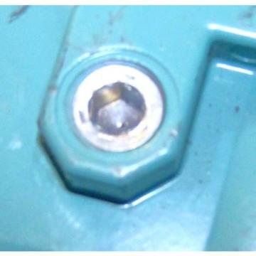 NAVY ABITS REXROTH PR7565-21006 7 96 NOS PNEUMATIC REGULATOR VALVE 1#034; 0-125 PSI