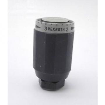 Rexroth Hydraulic Throttle Check Valve MK10G13