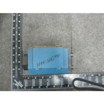 Origin REXROTH HYDRAULIC VALVE 4VM120042