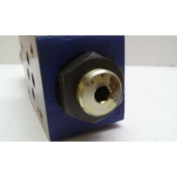Bosch Rexroth 918 reducing valve 0811150240 4,500psi FREE Shipping