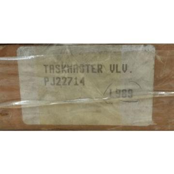 Rexroth TaskMaster Solenoid Valve 1/4#034; PJ22714 R431008477 150 PSI