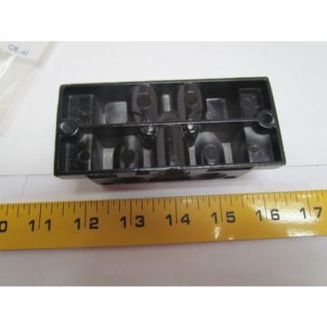 Rexroth 901-F1ATF P69191-01 Subbase For Directional Valve 1/4#034;npt 1/8#034;npt