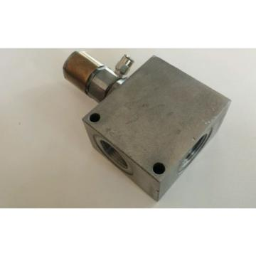 Rexroth Air Operated Hydraulic Check Valve 1#034; BSPP ports