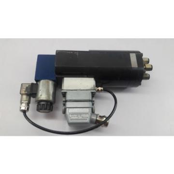 Rexroth  4 We 6 Jb62/Eg24n9k4 Solenoid Operated Directional Control Valve