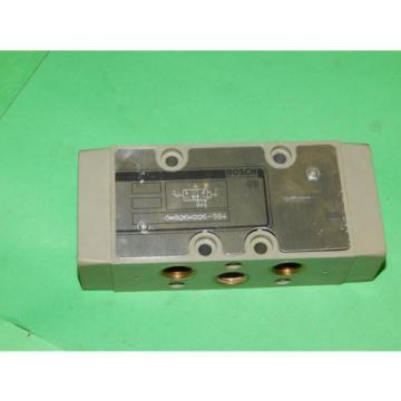 Bosch 0-820-220-004 Inline Valve 082220004 1/4#034;25#034; NPT 1/8#034;125#034; Inch NPT