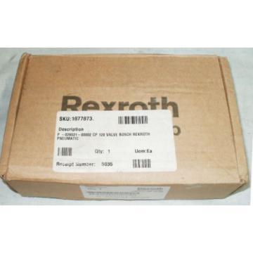 Rexroth R432008635 Ceram Valve Double Solenoid Origin L1 1538