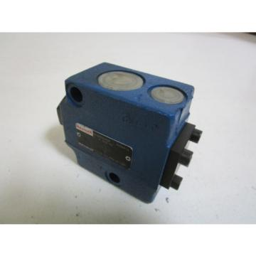 REXROTH HYDRUALIC VALVE R900454520 Origin NO BOX