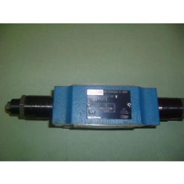 REXROTH HYDRAULIC Z2DB 6 VD2 42/100 V VALVE  R900422065 Origin NOT PACKAGED