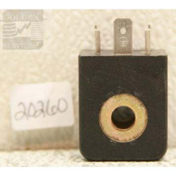 Rexroth W5140 Solenoid Valve Coil 120 VAC 43 VA 50/60 Hz