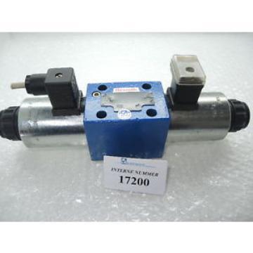 4/3 way valve Rexroth  5-4WE 10 L5-33/CG24N9K4, MRN: R900917642, Arburg spare