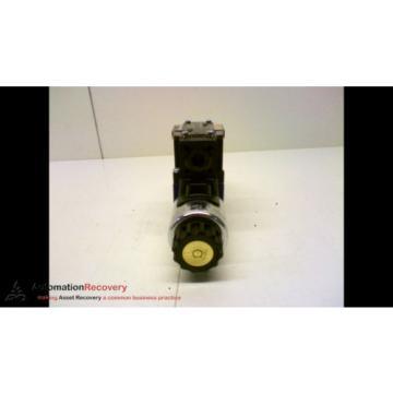 REXROTH R978896158 DOUBLE SOLENOID 4-WAY DIRECTIONAL CONTROL VALVE, Origin #173743