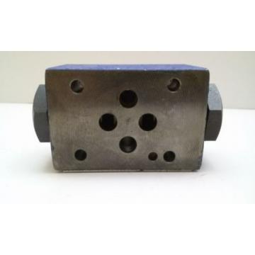 Bosch Rexroth hydraulic valve 0811024105 FREE Shipping